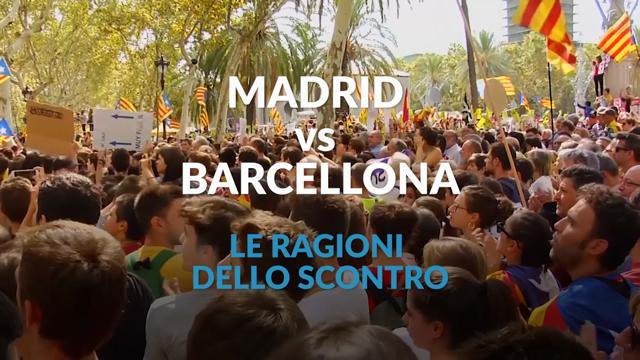 Madrid e Barcellona: le ragioni dello scontro