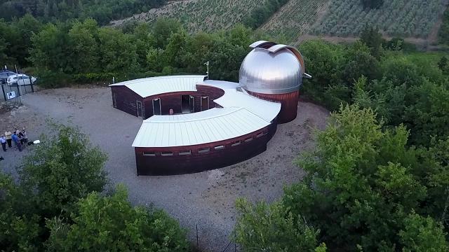 Firenze, la ricerca degli esopianeti dall'Osservatorio Polifunzionale del Chianti