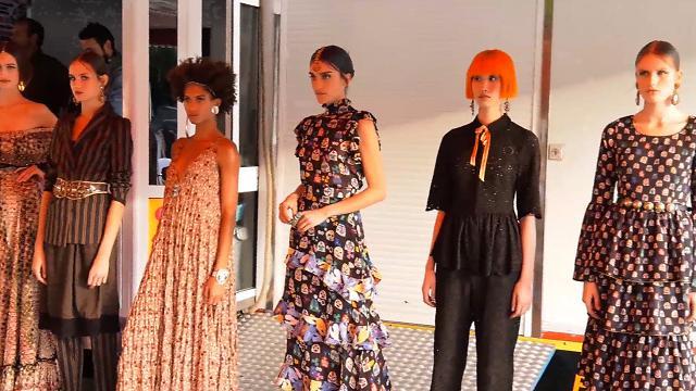 Milano Moda Donna, il patchwork di Otto d'Ame