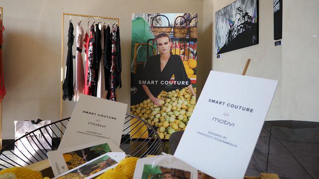 Milano Moda Donna, la Smart Couture di Motivi
