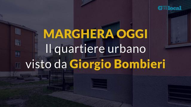 Marghera oggi, il quartiere urbano negli scatti di Giorgio Bombieri