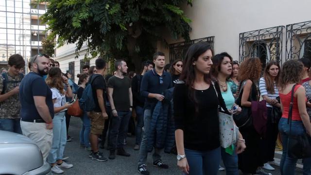 """Roma, Tar sospende il test a Psicologia. Gli studenti: """"Prossimo obiettivo quello di medicina"""""""