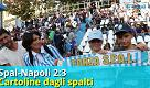 Spal-Napoli: cartoline dagli spalti