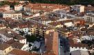 La bellezza di Palmanova vista da una mongolfiera: la vista sulla città è mozzafiato