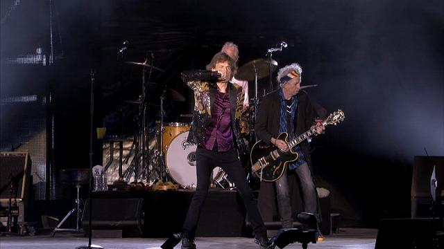 I Rolling Stones dal vivo a Lucca: It's Only Rock 'N' Roll (But I Like It)