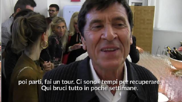 """Morandi commosso davanti a 'L'isola di Pietro': """"Più facile lavorare con Rovazzi che fare fiction"""""""