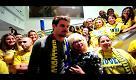 Bruninho è tornato a Modena. Il fuoriclasse del volley accolto da 100 tifosi modenesi