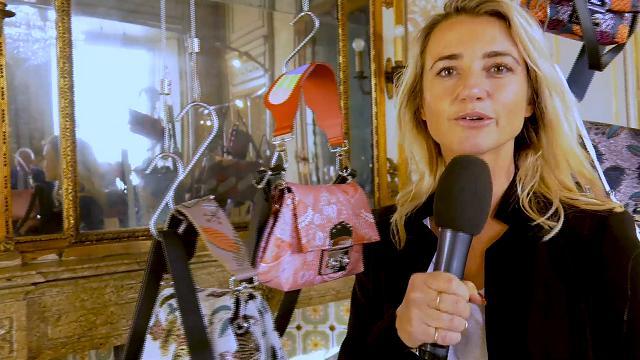 Milano Moda Donna, Furla ha la stoffa