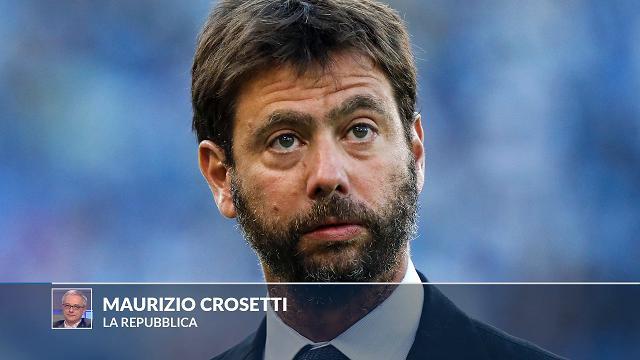 Crosetti: ''Agnelli, colpo all'immagine. Ma i club sono sotto ricatto''