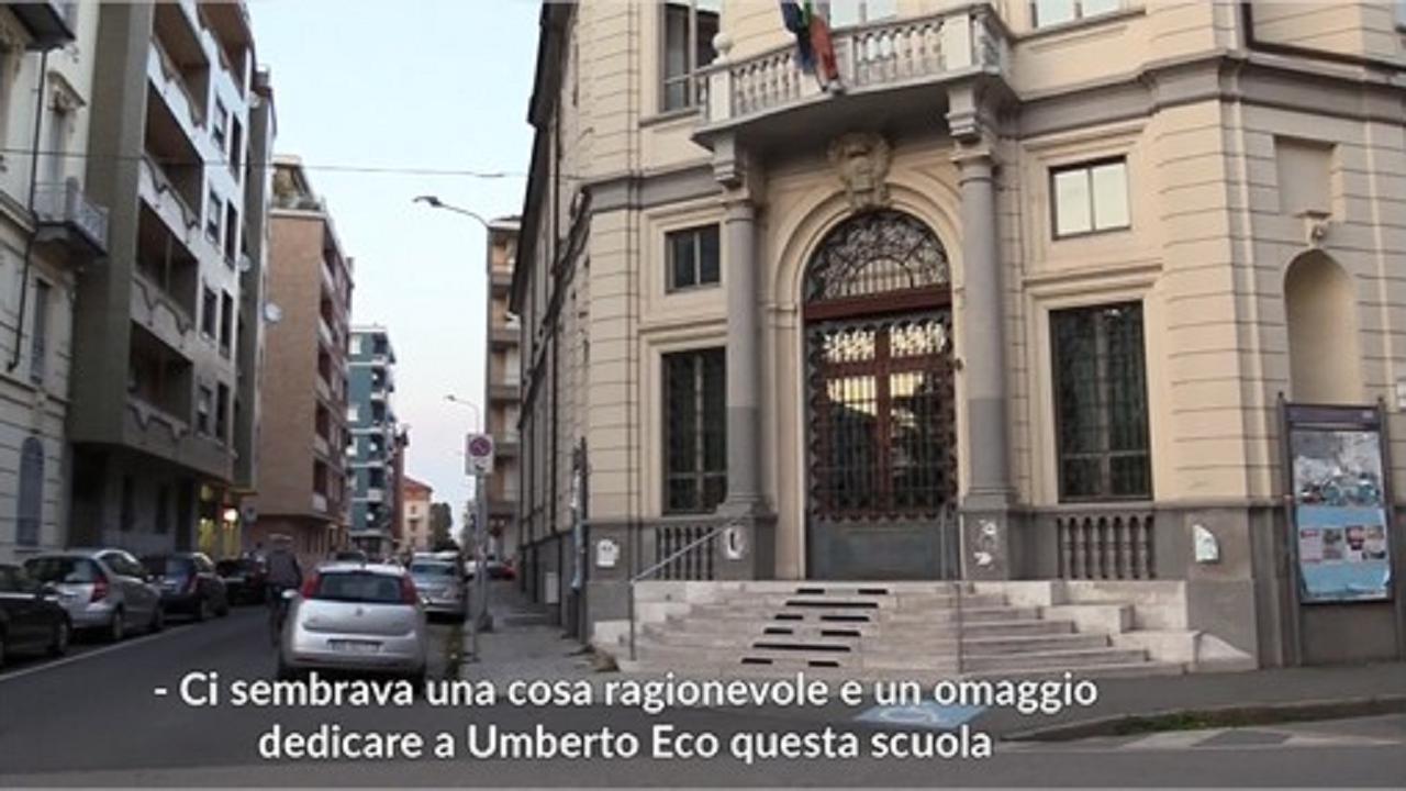 Alessandria e il no al liceo umberto eco viaggio nella for Liceo umberto palermo