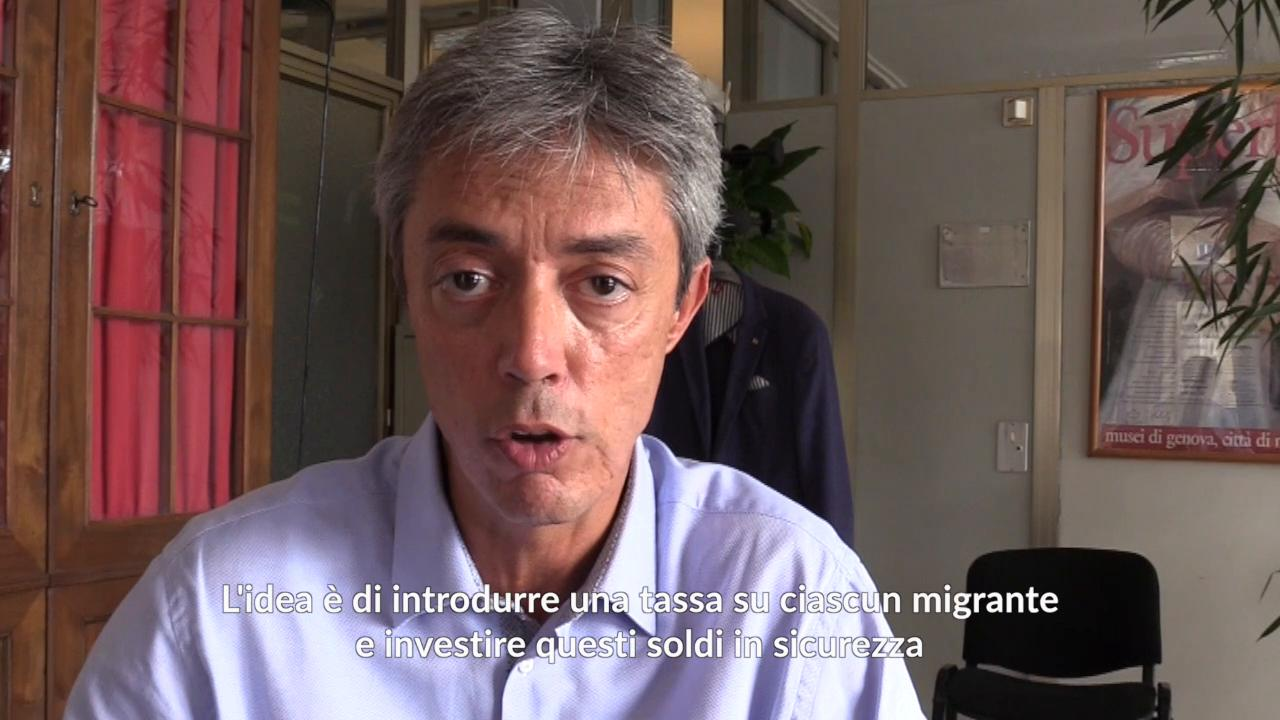 Genova la provocazione dell 39 assessore leghista 39 39 tassa for Tassa di soggiorno firenze