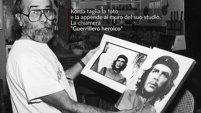 Il Che ''guerrigliero eroico'', dall'uomo all'icona pop
