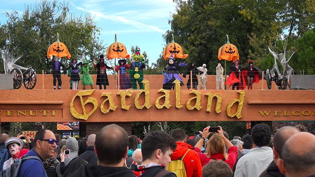 Halloween A Gardaland.Gardaland Al Via Halloween Con Tania Cagnotto Il Mattino Di Padova