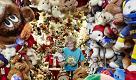 Usa, più di 8mila orsetti di peluche: la collezione è da record