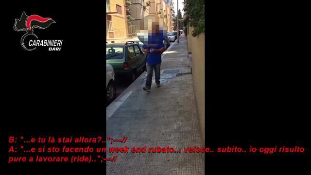 Si assentavano dal lavoro per dedicarsi all'usura: arresti a Bari