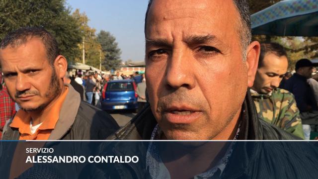 Torino, lite al mercato: un morto L'uomo è stato accoltellato alla gola