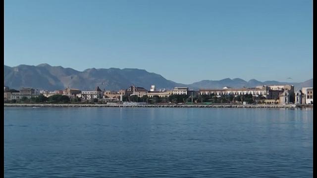 Palermo vista dal mare, la costa scoperta in barca a vela