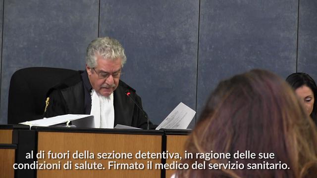 Milano, salta l'interrogatorio di Riina. Il boss ricoverato in ospedale