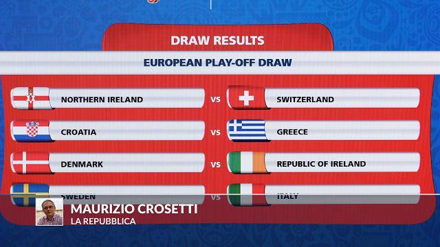 Mondiali, Crosetti: Svezia peggior avversario. Ma l'incognita è l'Italia stessa