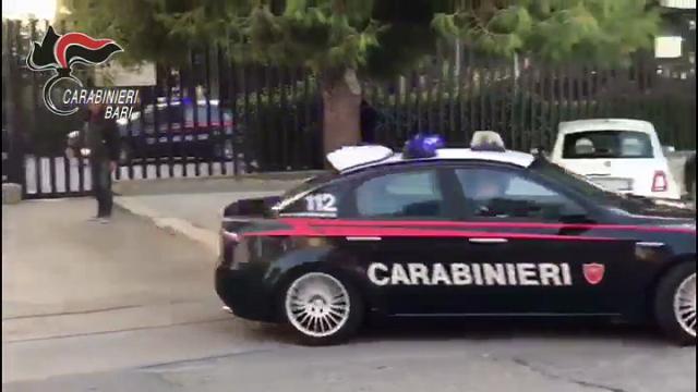 Bari, presa la banda dei rapinatori: ecco il colpo con la pistola giocattolo