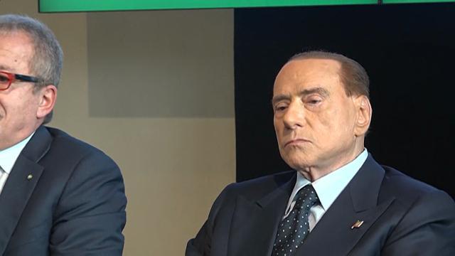 """Pd contro Visco, Berlusconi: """"Tipico della sinistra occupare tutti i posti di potere"""""""
