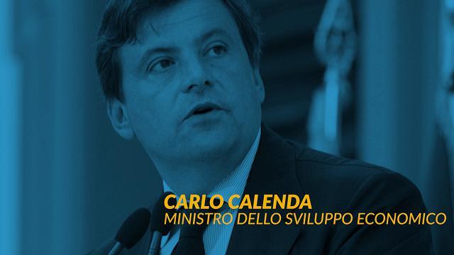 Bankitalia, la manovra, Ilva e Alitalia - Domani alle 12 videoforum con Carlo Calenda
