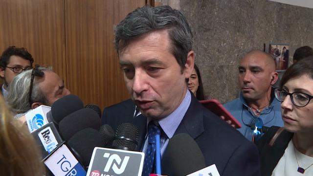 """Giustizia, il ministro Orlando a Bari: """"Questa città avrà la sua Cittadella"""""""