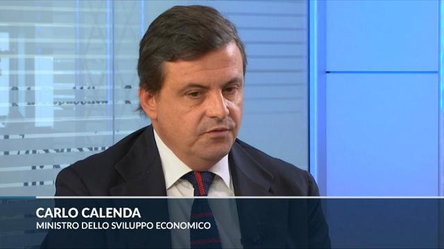 Alitalia, Calenda: ''Arrivate diverse offerte, il negoziato sarà duro''