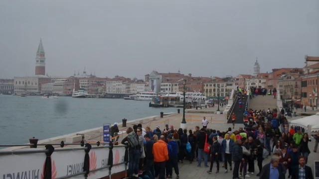 Venicemarathon, la corsa al suo arrivo a Venezia