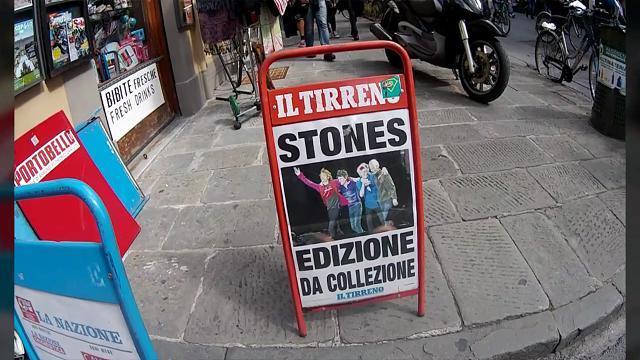 Rolling Stones, a Lucca l'immortale forza del rock & roll