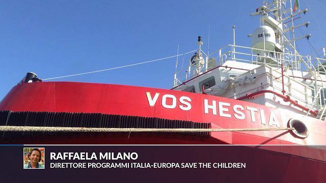 """Inchiesta Ong migranti, Save the children: """"Non siamo indagati, perquisizioni per altri"""""""