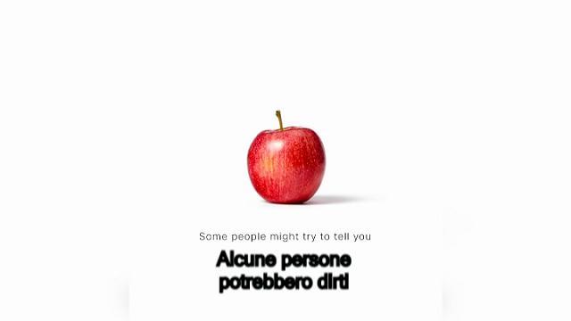 Questa mela non è una banana: lo spot Cnn contro le fake news