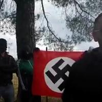 I neonazisti italiani lanciano 'Rivolta Nazionale': il simbolo è la svastica