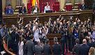 Catalogna, Puigdemont dichiara l'indipendenza dopo il voto