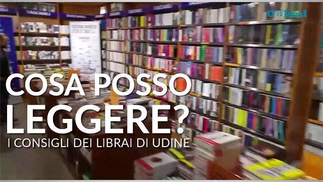 Cosa posso leggere? I consigli di lettura dei librai di Udine: Remo ...