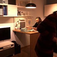 La violenza sulla donne diventa teatro all'Ikea