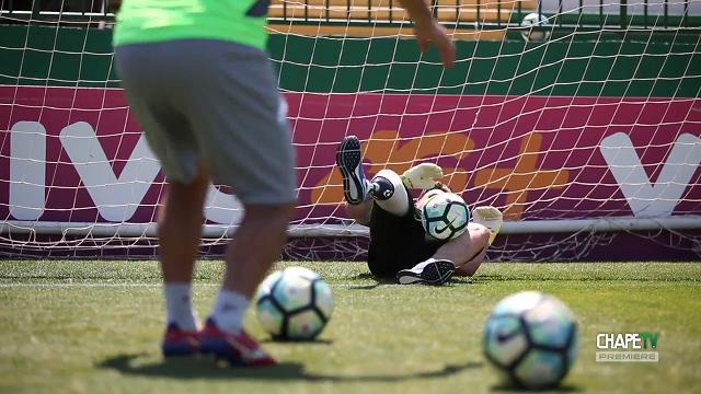 Brasile, torna ad allenarsi il portiere della Chapecoense rimasto senza una gamba