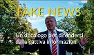 Fake news, un decalogo per riconoscerle