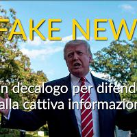 Fake news, un decalogo per riconoscerle