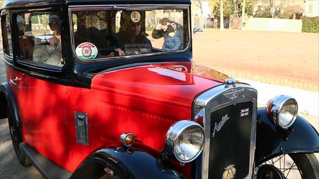 La Giornata mondiale del motorismo storico