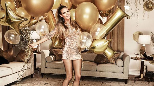 """Natale con stile, torna """"Let's Celebrate"""" nuova collezione di Heidi Klum"""