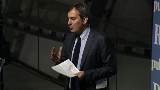 """Nasce la nuova 'Repubblica', Calabresi: """"Cambiamo perché fa parte della nostra storia"""""""