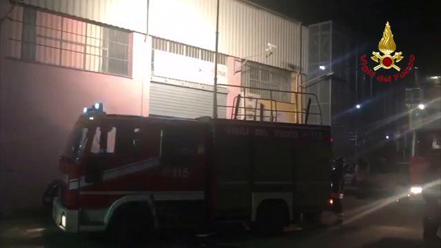 Scoppia il boiler in palestra, ferite due donne
