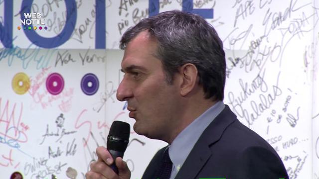 """Webnotte, Mario Calabresi: """"Vi presento la nuova Repubblica"""""""