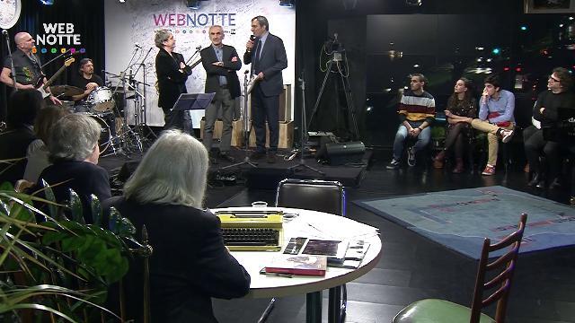 Webnotte, tra cinema e musica con Vanzina, Marcorè e Carl Brave x Franco 126 - La puntata integrale