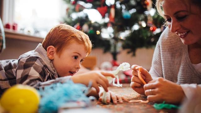 L'importanza del gioco per i bambini e per le mamme: la ricerca