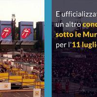 Lucca Summer: dopo i Rolling Stones chi vorreste sotto le Mura? Le vostre risposte