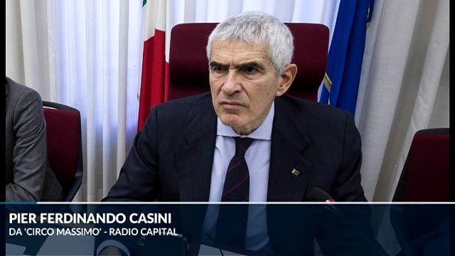 Banche, Casini: ''Il tumore sono i banchieri che si sono comportati male''