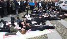 Pavia, gli studenti manifestano contro la violenza sulle donne