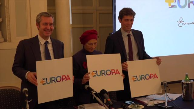 """Elezioni, Bonino presenta 'più Europa': """"Alle politiche con il Pd? Nulla è deciso"""""""